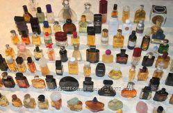 Миниатюры парфюмерные раритетные