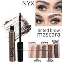 Идеальные брови с NYX - новые средства уже в наличии