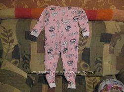пижама унисекс на 4-5 лет