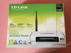 Роутер Tp Link TL WR743ND