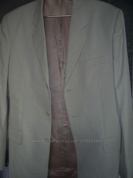 Мужской костюм 54 размера