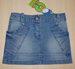 Юбки джинсовые Одягайко - р. 98-128