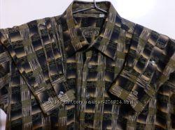 Мужская рубашка размер М   176  182 рост