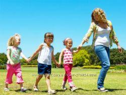 индивидуальные занятия с дошкольниками и младшими школьниками Киев