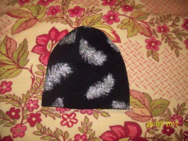 шапка для модницы