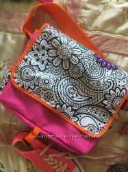 Яркая сумка для девочки