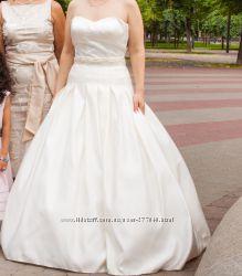 Свадебное платье Da Vinci - цена снижена вдвое