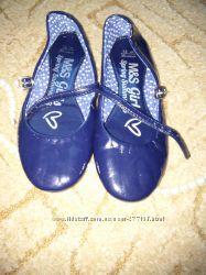Новые лаковые туфельки