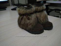 Деми ботинки Mothercare для Вашей модницы стелька 13 см - новая цена