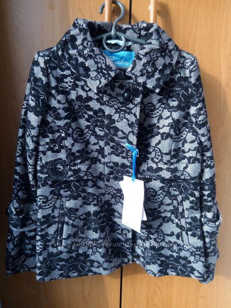 Новое демисезонное пальто RASLOV