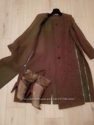 Пальто  кейп