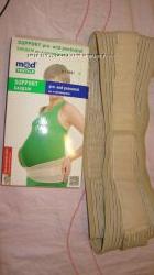 Бандаж Med textile  дородовой и послеродовой 116-124 см