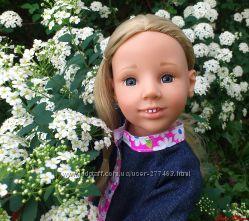 Продам куклу Анна от Gotz, серия Happy Kidz