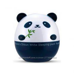 Ночная маска с осветляющим эффектом tony moly pandas dream white sleeping