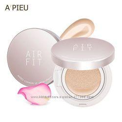 Кушон с аминокислотами и эффектом естественного сияния кожи A&acutePIEU Air