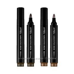 Тинт-маркер для бровей A&acutePIEU Harutatoo Brow
