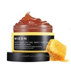Медовая маска для питания и увлажнения MIZON Enjoy Fresh-On Time Sweet Hon