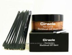 Салфетки для удаления черных точек CIRACLE Pore Control Blackhead O