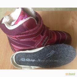 Кожаные зимние ботинки D. D. Step р. 27 16, 5