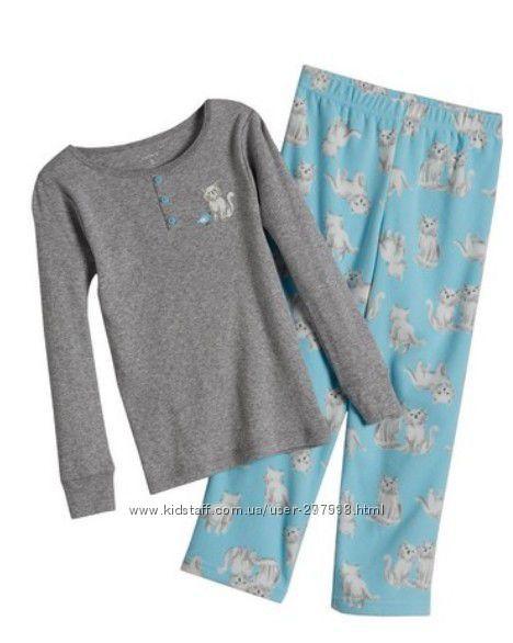 Тёплая  фирменная пижамка