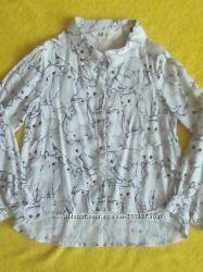 Моднячая рубашечка H&M