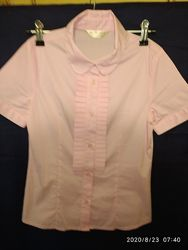 Нежная рубашка блузка для девочки