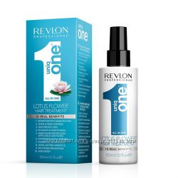 Маска-спрей для волос Revlon Uniq One All in One HairTreatment Lotus