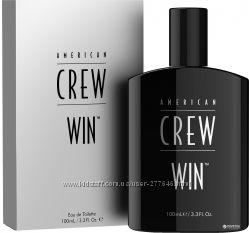 American Crew Win Туалетная вода Американ Крю Вин 100мл.