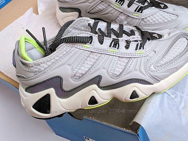 Мужские кроссовки Adidas FYW S-97 NIGHT VISION US-7. 5размер 25. 5см