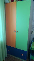 Мебель в детскую комнату шкаф