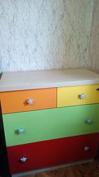 Мебель в детскую комнату комод