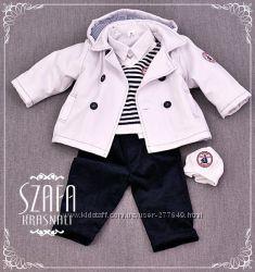 Детские пальто, куртки, шубки и комплекты весна-осень Краснал все в наличии