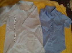 Блузы в школу на немелких школьниц