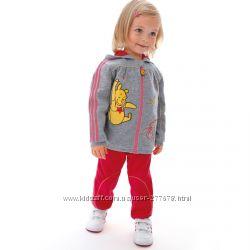костюмы для девочек Нello Kitty, поло, адидас