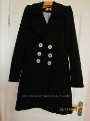 Цена снижена шерстяное пальто