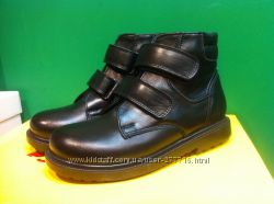Зима ботинки TIRANITOS р. 27, 28  натур. кожа, нат. мех