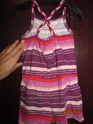 Наши фирменные платья CRAZY8 и др 2-3 год. Сост. Новых