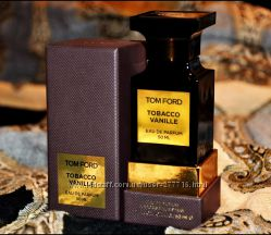 Распив Tom Ford Black Orchid, Noir Pour Femme, Tobacco Vanille и др. Оригин