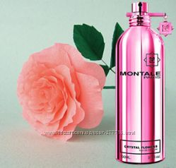 В наличии MONTALE  Crystal Flowers 100 мл. Оригинал