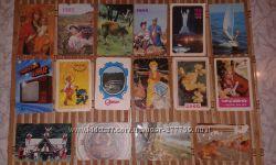 Календарики для коллекционеров new
