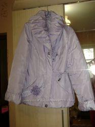 Очень нарядная Куртка осень-весна