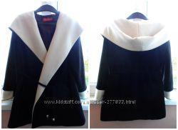 Женское элегантное приталенное пальто