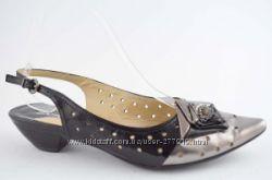 Супер цена Туфли-босоножки Натуральная кожа