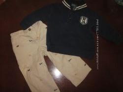 Ralph Lauren костюм и реглан 18М