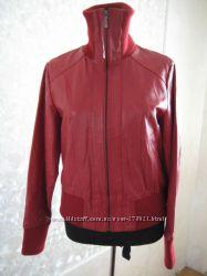 Немецкая кожаная куртка от John Baner