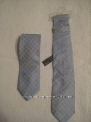 Шелковый галстук Mexx