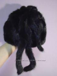 Шапочка норковая