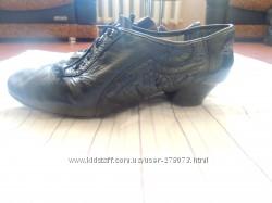 Танцевальные туфли для парня тренировочные