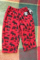 Тёплые флисовые штаны 2Т