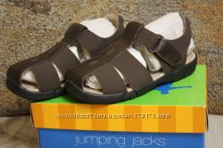 Босоножки Jumping Jack 18. 5см кожзам